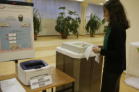 ЦИК: более 120 тысяч наблюдателей следят за ходом выборов