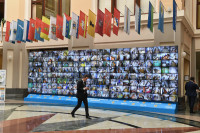 Голосование проходит в России и в 80 странах мира