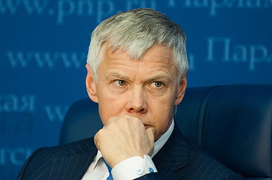 Гартунг считает оправданными меры Минпромторга по запрету импорта алюминия в Россию