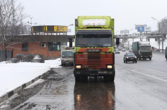 Кабмин распорядился провести эксперимент по снабжению транзитных грузов навигационными пломбами