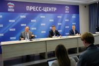 Турчак пообещал кадровые и организационные изменения в «Единой России»