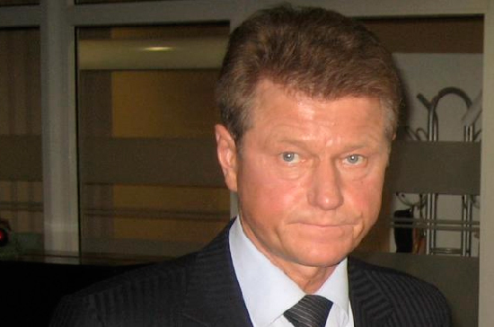 Роландас Паксас собирается снова баллотироваться в президенты Литвы