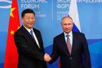 Путин и Си Цзиньпин обсудили вопросы военно-технического сотрудничества