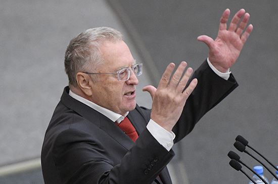 Жириновский предложил назвать Чёрное море и Дальний Восток «русскими»