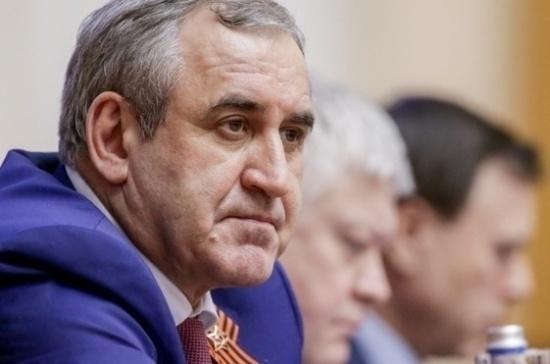 Сергей Неверов поздравил жителей Грозного с 200-летием города