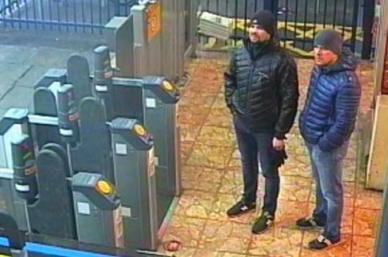 Петров и Боширов отрицают, что в Британии при себе у них было отравляющее вещество