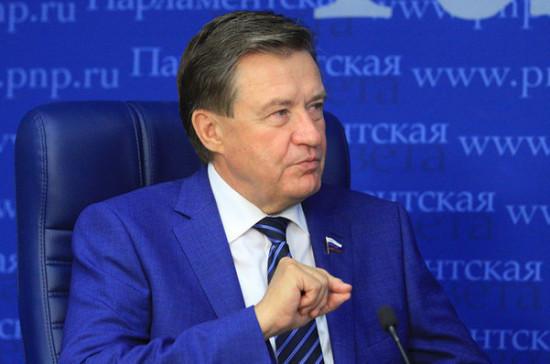 Рябухин назвал оправданным закон об увеличении денежной компенсации за задержку зарплаты