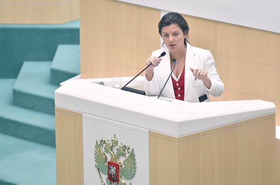Симоньян рассказала о подозреваемых в отравлении Скрипалей