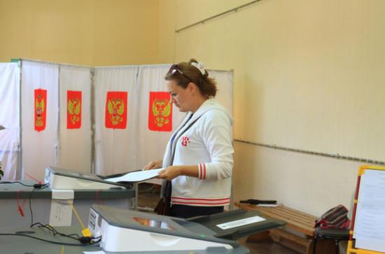 Центризбирком подвел итоги единого дня голосования