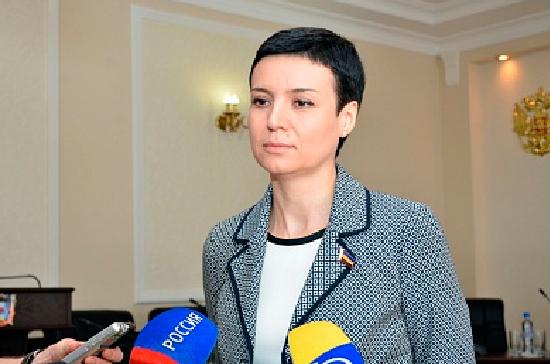 Парламент Ростовской области выдвинул Ирину Рукавишникову на пост сенатора