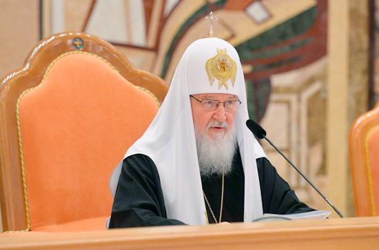 Священный синод РПЦ проводит экстренное заседание по ситуации на Украине
