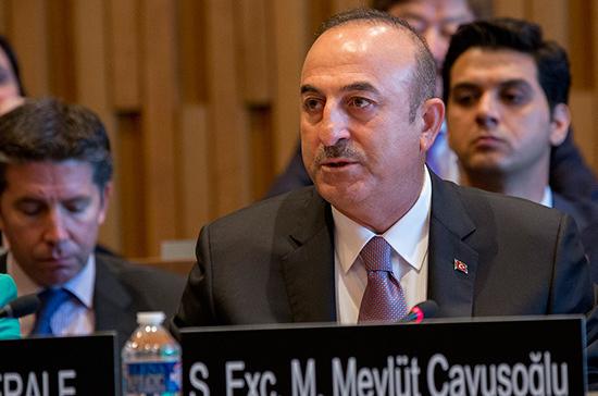 МИД Турции: Эрдоган намерен обсудить с Путиным ситуацию в Сирии 17 сентября