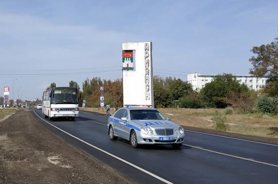 В Армянске введут режим ЧС в связи с химическим выбросом
