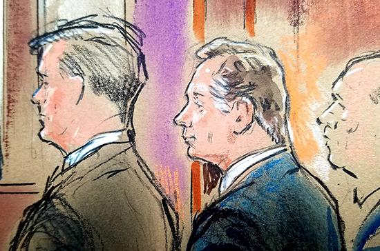 Экс-глава предвыборного штаба Трампа Пол Манафорт признался в заговоре против США