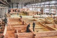 Купить деревянный дом  поможет государство