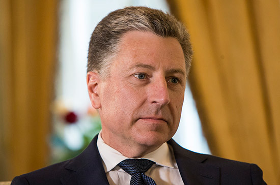 Волкер призвал продлить действие закона о статусе Донбасса ради санкций против России