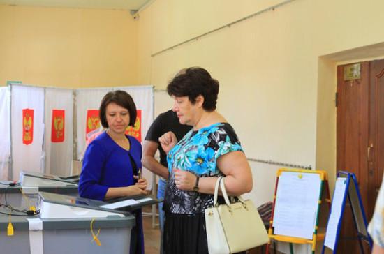 В Приморье начался подсчет голосов во втором туре выборов губернатора