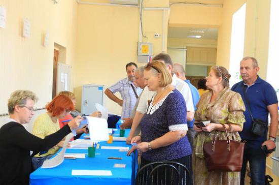 Ищенко лидирует на выборах в Приморье после обработки 50% бюллетеней