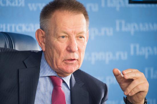 Герасименко предложил прописать ответственность граждан за своё здоровье в законе