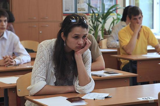 Выпускникам школ могут дать год, чтобы определиться с профессией