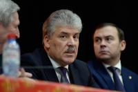 Суд арестовал все акции Грудинина в «Совхозе имени Ленина»
