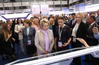Матвиенко: женское предпринимательство — один из драйверов роста мировой экономики