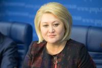 Гумерова анонсировала подготовку законодательных предложений в сфере благотворительности