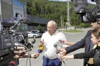 Пресс-служба Зимина опровергла сообщение о его отставке с поста главы Хакасии