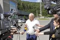 Зимин отказался от участия в выборах главы Хакасии