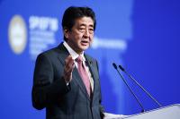Абэ рассказал, что даст заключение мирного договора