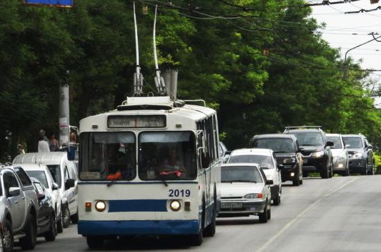 В Севастополе изменят маршруты движения троллейбусов