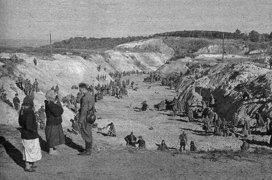 Вспомнят ли в Киеве про Бабий Яр?