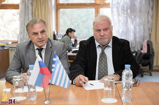 Греки провели журналистское расследование в Крыму
