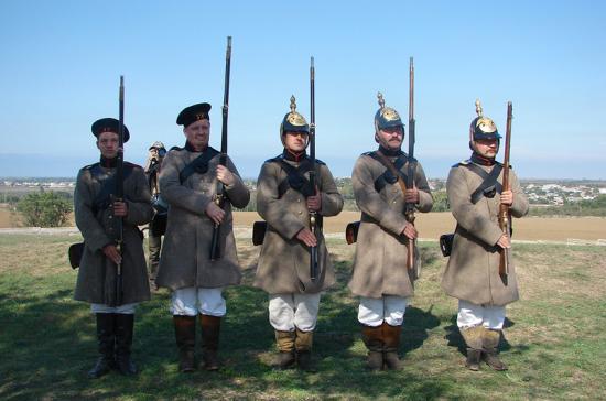 Русские ещё раз сразились с войсками западных союзников за Крым