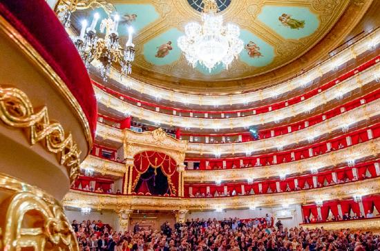 Российские театры защитят от перекупщиков