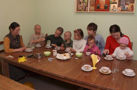 В России появится стандарт уровня жизни детей