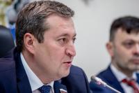 Сазонов: Госдума до конца 2018 года намерена принять 9 законов по развитию цифровой экономики России