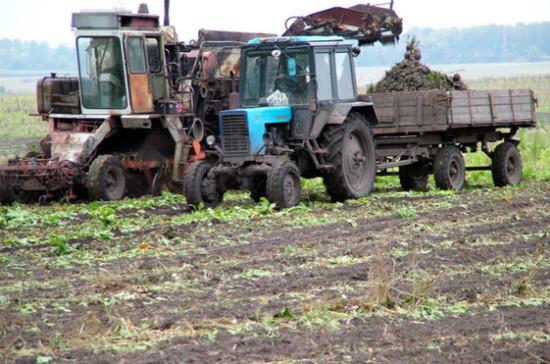 В ОНФ предлагают создать институты поддержки фермеров