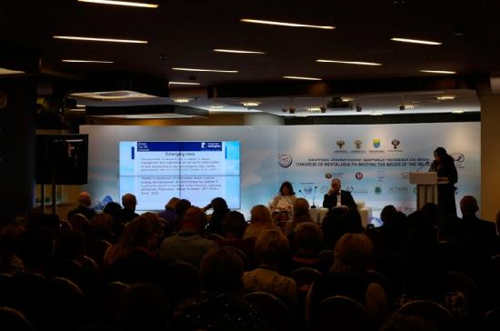Психическое здоровье человека XXI века обсудили на международном конгрессе в Москве