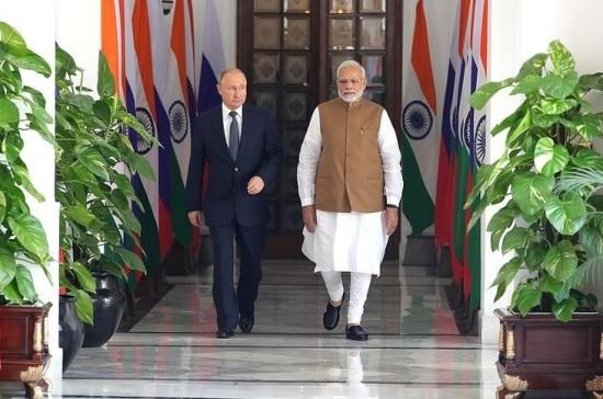 Нью-Дели рассчитывает на помощь России в отправке индийского космонавта в космос