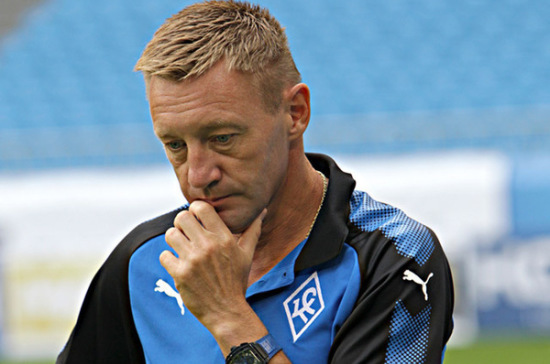 «Крылья Советов» уволили главного тренера