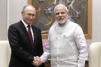 Путин: Москва и Нью-Дели наметили масштабные долгосрочные планы