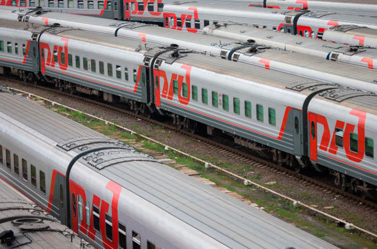 Минтранс разработал правила противопожарного режима в поездах