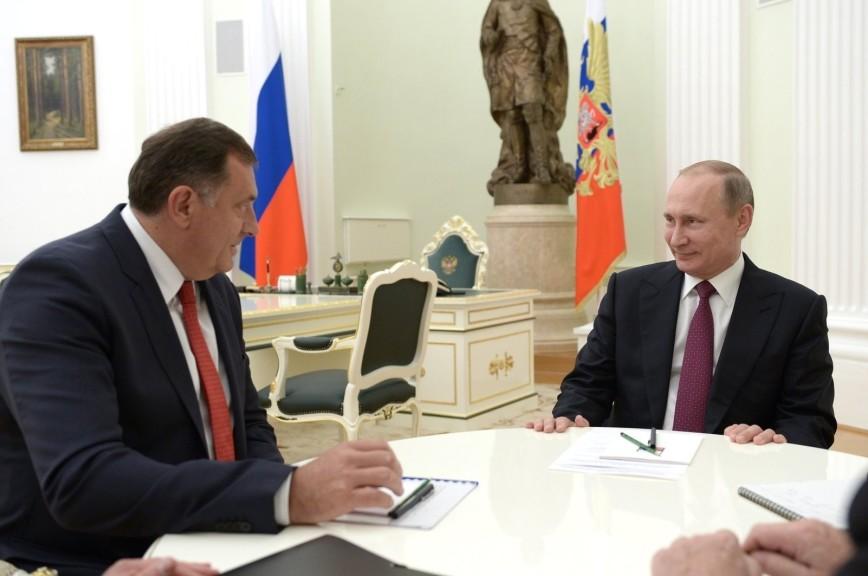 Босния и Герцеговина заявила о намерении добиваться признания Крыма частью РФ