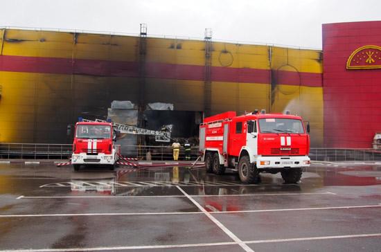 «Договорные» пожарные службы получат дополнительные средства