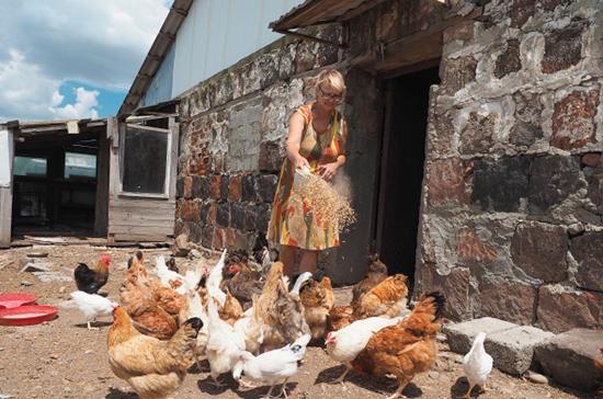 Фермеры смогут жить «по месту работы»