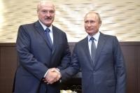 Путин 12 октября в Могилёве проведёт встречу с Лукашенко
