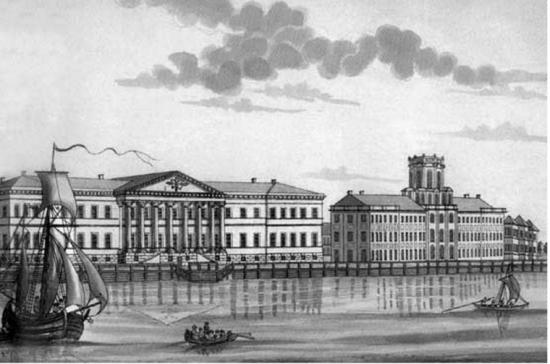 11 октября исполняется 235 лет со дня основания Российской академии
