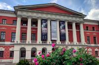 Музей современной истории России открывает выставку к 100-летию комсомола
