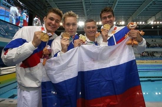 Россия оторвалась от преследователей в зачёте юношеской Олимпиады